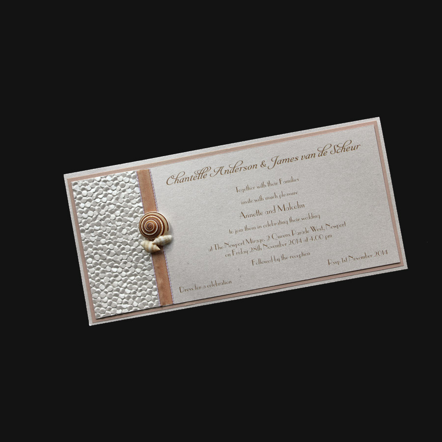 Wedding Invitations Northern Beaches All Styles And Colours
